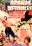Blue Demon in Hellish Spiders / Arañas infernales