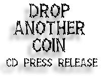 DROP ANOTHER COIN CD