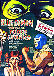 Blue Demon vs. The Satanic Power / Blue Demon vs. el poder satánico