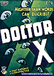 Doctor X alternate black and white version, 1932