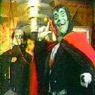 Count Frightenstein with Brucie