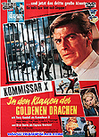 Kommissar X - In the Clutches of the Golden Dragon / Kommissar X - In den Klauen des goldenen Drachen
